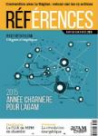 Références : rapport d'activités 2015