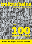 Traits urbains, 114-115 - oct. -nov. 2020 - Les 100 qui font la ville