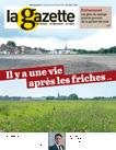 La Gazette des communes, 5/2551 - du 8 février au 14 février 2021 - Il y a une vie après les friches