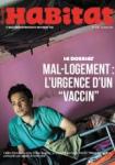 """Actualités habitat, 1138 - Mal logement : l'urgence d'un """"vaccin"""""""