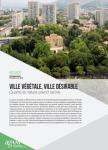 Regards de l'Agam n° 99 - ENVIRONNEMENT : Ville végétale, ville désirable, quand la nature prend racine