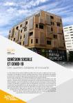 Regards de l'Agam n° 107 - SOCIETE - Cohésion sociale et covid-19 : des quartiers solidaires et innovants